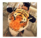 King of The Jungle Backpack Tigerdome Backpack / Tiger Head Plush Backpack New