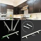 5 size Stainless Steel Bar Handle Pull Knob For Drawer Door Cabinet 1-10 pcs