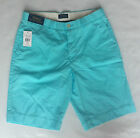 Mens Ralph Lauren Preston Chino Shorts - Blue - Rrp £100