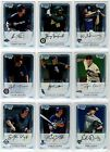 2011 Bowman Chrome Prospect Prospects You Pick Your Player Finish Your Set B