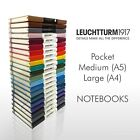 Leuchtturm1917 Classic Hardcover Notebook - All Colours, Sizes & Paper Types