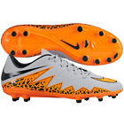 Nike Hyper Venom FG II Phelon 2015 Soccer SHOES Brand New Gray / Orange / Black