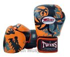 Twins Special Muay Thai Boxing Gloves 8 10 12 14 16 oz BGVL3 & Signature Gloves