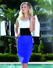 MICHAELA LOUISA 8074 8075 COLOUR BLOCKED FITTED MOTHER OF BRIDE DRESS & JACKET