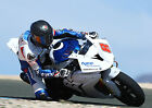 GUY MARTIN 12 (ALMERIA 2015 SUPERBIKES) PHOTO PRINT