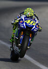 VALENTINO ROSSI 90 (QATAR 2015 MOTO GP) PHOTO PRINT