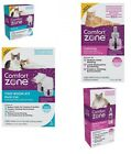Cat Comfort Zone Feliway Refill OR Diffuser OR Spray OR MULTICAT OR Pkg DEAL!