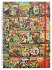 Marvel Comics Compilation A4 Notebook 21x30cm