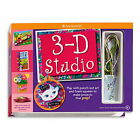 NEW AMERICAN GIRL 3-D Studio Pop-Up Craft & Art Activity Book Kit For Kids