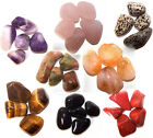 BAG of 24 Large CRYSTAL TUMBLESTONES Healing Meditation Tumbled Stone Gemstones