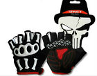 SPAKCT anti-skid full & half cycling driving gloves Skeleton and skull gloves