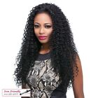 HW AFRICA ITS A WIG SYNTHETIC HAIR HALF WIG LONG ZZ CURL