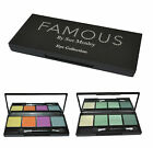 Famous By Sue Moxley Eye Collection Eye Shadow Palette With Application Brush