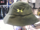 Under Armour Men's Warrior Bucket Style Hat Canvas New Free Shipping