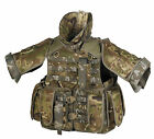 MLCE MTP MULTICAM MOLLE VEST OSPREY COVER POUCHES BRITISH ARMY ISSUE USED