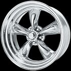 15 inch 15x6 15x7 TORQ THRUST II Wheels Rims EARLY Chevy 5x4.75