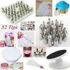 Best Icing Piping Nozzles Pastry Tip Bag Fondant Cake Stand Display Tool Mold #F
