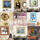 Multi DIY Handmade Counted Cross Stitch Kit Embroidery Set Home Decor Decoration