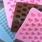 Mini Silicone Mold Bakeware Chocolate Candy Ice Jello Butter Mould Tray 6 Option