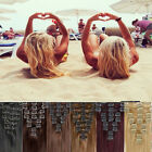 New Modern full colours straight wavy clip in hair extensions real Long as human