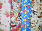 GIRLS Fabrics, Sold Individually, Not As a Group, By The Half Yard