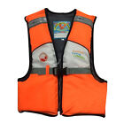 Child Kids Baby Buoyancy Aid Swimming Floating Life Jacket Vest 3 Sizes Pink Red