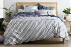Double--Sheridan Maro Signature Quilt Cover Pillowcases set