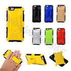Heavy Duty Shockproof Rugged Hybrid Tough Hard Case Cover Kickstand For Phones