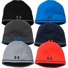 2015 Under Armour CGI Storm Beanie 2.0 Infrared Elements Mens Winter Hat