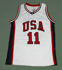 VIN BAKER TEAM USA JERSEY NEW WHITE - ANY SIZE XS - 5XL