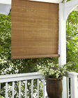 """Discount Priced PVC Roll Up Patio Blinds for Garage,  Patio,  Porch (30"""" W,  48"""" W)"""