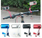 2x Off-road Mountain Bicycle Bike Cycling Aluminium alloy backup rearview mirror