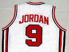 MICHAEL JORDAN TEAM USA JERSEY WHITE NEW - ANY SIZE XS - 5XL