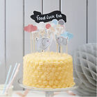 Ginger Ray Little One Elephant Baby Shower Christening Cake Decoration Kit