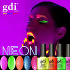 ALL NEW GDI LONDON Nails SHELLAC NEON UV LED Soak Off Gel Nail Polish UK SELLER
