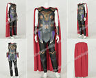 Avengers: Age Of Ultron Thor Odinson Cosplay Costume Uniform Superhero Outfit