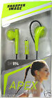Sharper Image SHP894 APEX Fitness Earbuds