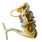 5.5:1 10BB Ball Bearing Left/Right Saltwater Freshwater Fishing Spinning Reel