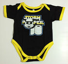 NEW Baby STAR WARS STORM POOPER Onesies One Piece Jumper Sizes 0-18 Months Old