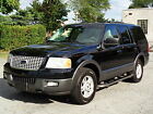 Ford : Expedition Xlt 4wd 4x4 4.6l Fully Loaded No Reserve 1-owner Leather Pwr 3rd Row Seat Flat Screen Tv/dvd Sunroof Cold A/c