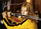 UMA THURMAN 01 (KILL BILL) SIGNED PHOTO PRINT 01