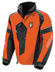 HJC Storm Orange Black Mens Snow Riding Jacket