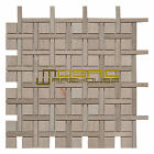 """Marble Mosaic Tile, """"Apartment Collection"""" MM 7101 - Atlanta, Polished"""