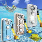 Genuine Underwater Photography Diving  Case Cover for Samsung Galaxy S6 UK Stock