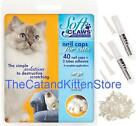 Soft Claws Nail Caps for Cats Paws CLS Kitten, Small, Medium Large Size & Color