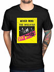 Official Sex Pistols Nevermind T-Shirt Filthy Lucre Live Early Daze After The St