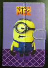 "Despicble Me Universal Leather Stand Case Cover 7"" Inch Tab Android Tablet PC"