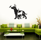 Wall Decal Vinyl Stickers Dog Cat Bird Rabbit Animal Veterinarian (ig3143)