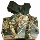 Paddle Holster for Glock, Kydex, OWB Gun Holster, Kryptek, ATAC Colors
