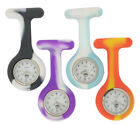 Brand New Dual Colour Silicone Nurse Fob Watch by BOXX  image